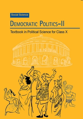 Class 10 NCERT Political Science Book