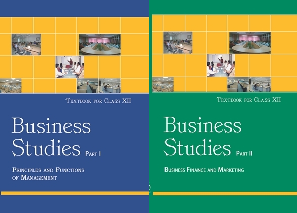 Class 12 NCERT Business Studies