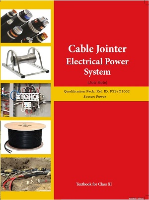 Cable Jointer (Power) Class 11 NCERT